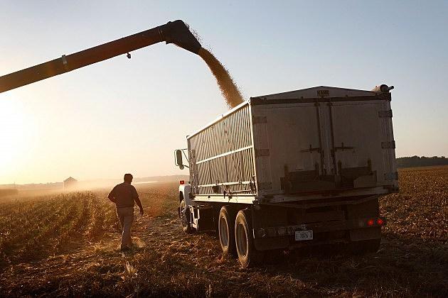 The Heartland Enters Harvest Season