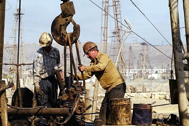 Azerbaijan Oil Industry