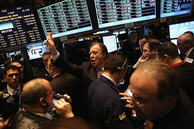 Stocks Rise On Strong Economic Report For US Economy