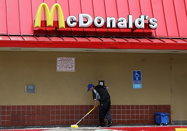 McDonald's Stock Down After Q2 Profit Misses Expectations