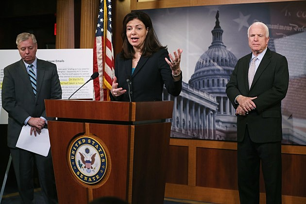 Congressional Republicans Hold Press Conf. On Benghazi Terror Attack