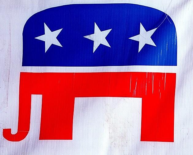 Republican Campaign Headquarters in El Paso, Texas